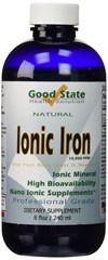 Good State - Liquid Ionic Minerals Iron