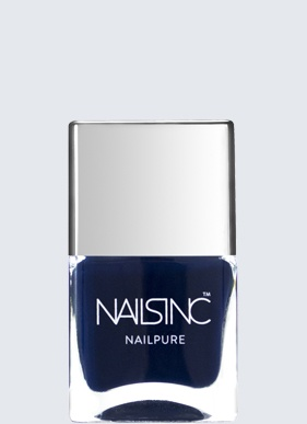 Nails inc Prince Arthur Road '6 free' Nailpure Nail polish