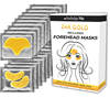 Gold Eye Pads, Forehead Collagen Coverage Treatment Nano Gold