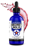 Colloidal Gold - Liquid Gold Drops - Nano Gold