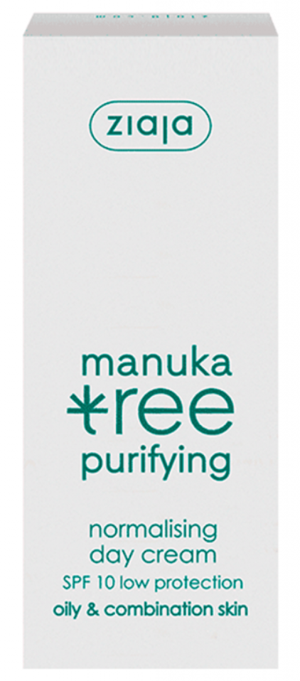 Ziaja Manuka Tree – Normalizing Day Cream